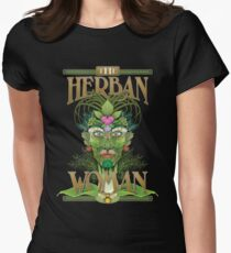 The Herban Woman Women's Fitted T-Shirt