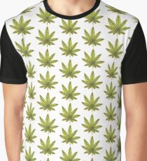 Weed  Graphic T-Shirt