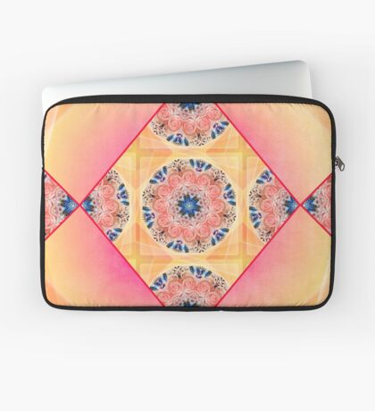 Abstact roses Laptop Sleeve