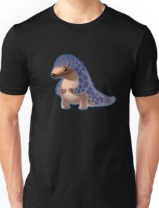 Cute Baby Pangolin  Unisex T-Shirt