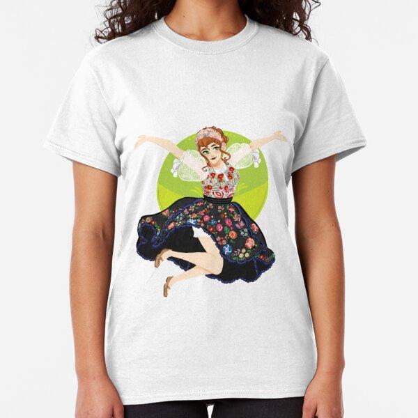 Ladies T-Shirt KEEP CALM /& Support SLOVAKIA Football Womens