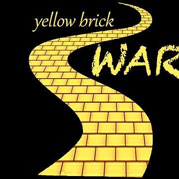 Yellow brick war by SuperPhanNacho