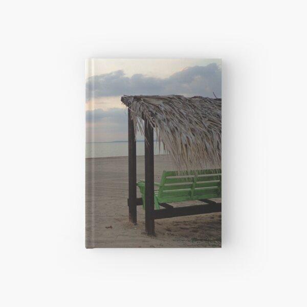 Beach Sunset  Hardcover Journal