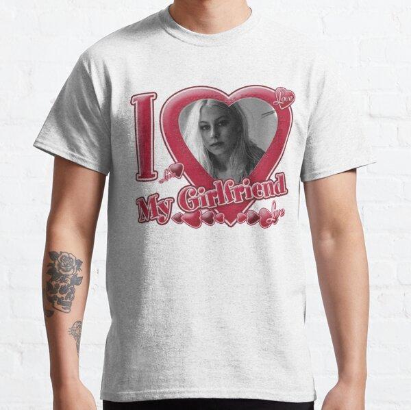 Phoebe Bridgers Face Artwork Classic T-Shirt