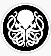 House Cthulhu Sticker