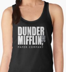 Dunder Mifflin Paper Company - The Office Women's Tank Top