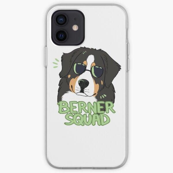 BERNER SQUAD iPhone Soft Case