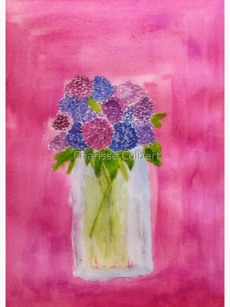 Hydrangeas by charissecolbert
