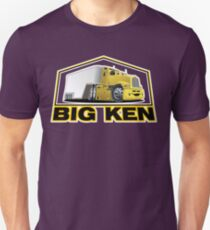 Cartoon semi truck T-Shirt