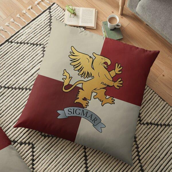 Reikland FC Floor Pillow