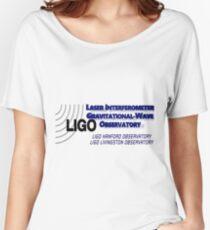 LIGO Program Logo Women's Relaxed Fit T-Shirt