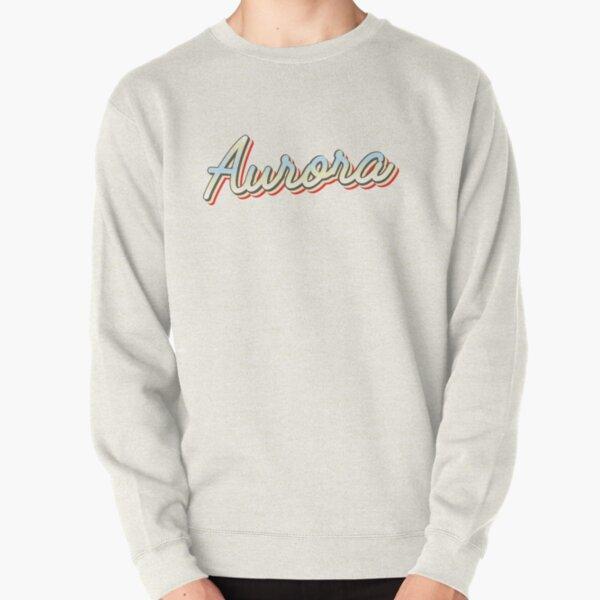 Aurora College Town Script 1 Pullover Sweatshirt