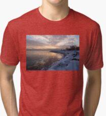 Ice Dawn Tri-blend T-Shirt