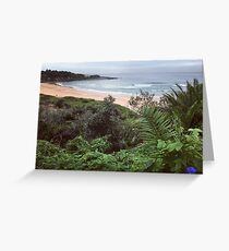 Freshwater Beach, Sydney Greeting Card
