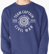 TEAM CAPTAIN - CIVIL WAR Pullover