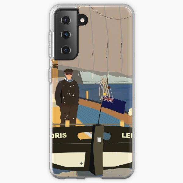 Classic English Sailing Vessel  Samsung Galaxy Soft Case