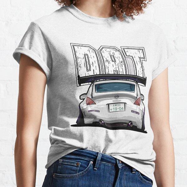 Nismo Fairlady 350Z Z33 White ( Dat Ass ) Classic T-Shirt