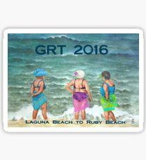 GRT 2016 Sticker