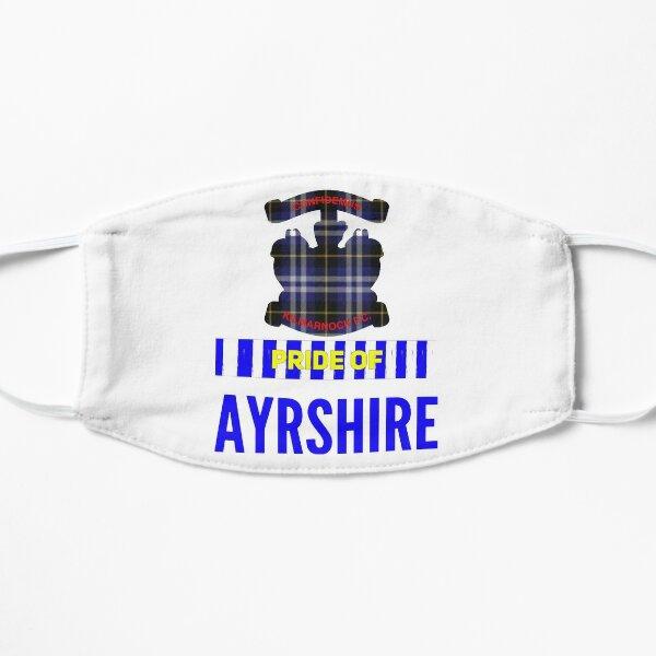 Pride of Ayrshire Flat Mask