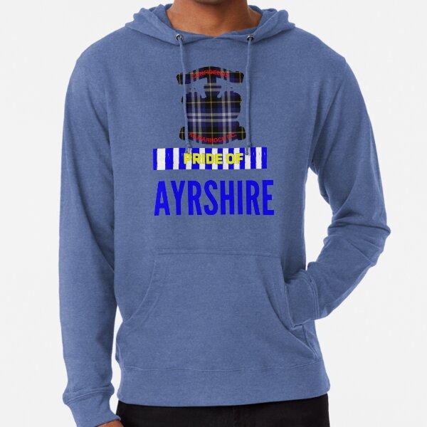 Pride of Ayrshire Lightweight Hoodie