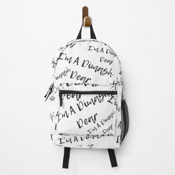 Im a Dimash Dear Love Dimash Kudaibergen Backpack