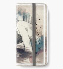 It Was A Goodnight Kiss iPhone Wallet/Case/Skin