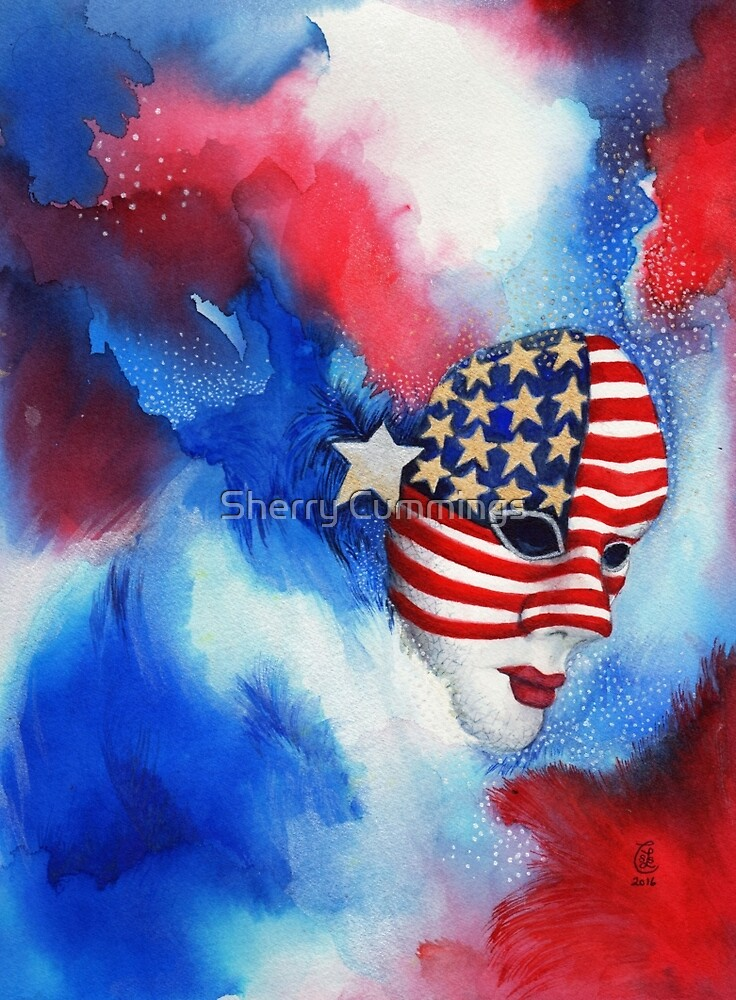 Let Freedom Shine by Sherry Cummings