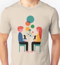 Soul Communication Unisex T-Shirt
