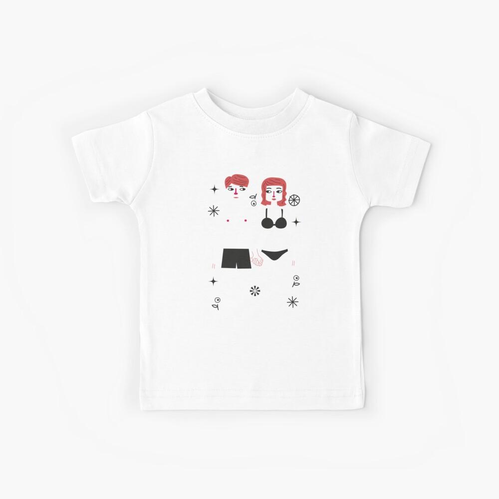 Beside You Kids T-Shirt