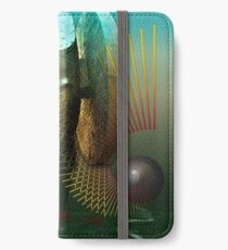 Order And Serenity iPhone Wallet/Case/Skin
