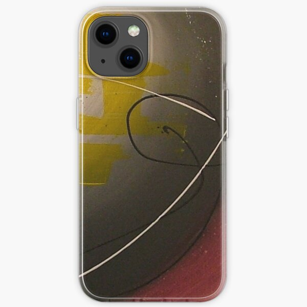 Abstraction 2 iPhone Soft Case