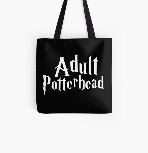 Potterhead adulte Tote bag doublé