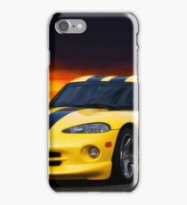 Dodge Competition Viper iPhone Case/Skin