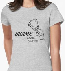 Game of Thrones - Walk of Shame Women's Fitted T-Shirt