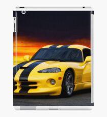 Dodge Competition Viper iPad Case/Skin