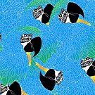 Parrot Pattern by Jessica Slater