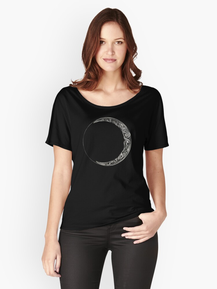 ofthedarksun Women's Relaxed Fit T-Shirt Front