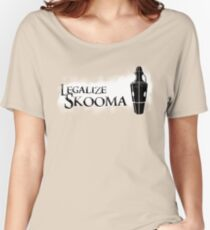 Legalize Skooma Women's Relaxed Fit T-Shirt