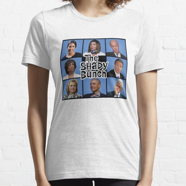 The Shady Bunch Parody Essential T-Shirt