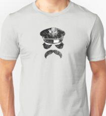 gay leather man t-shirt T-Shirt