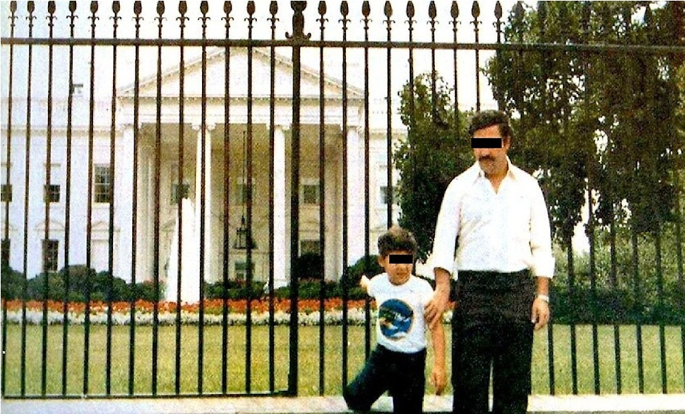 White House Pablo by 1likewaffles