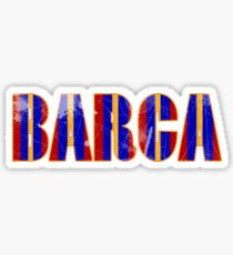 FC Barcelona Gifts Design Sticker