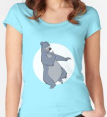 Baloo Women's Fitted Scoop T-Shirt