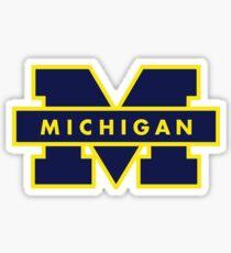 Michigan! Sticker
