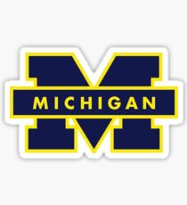 Michigan! Sticker