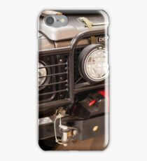 4x4 Land Rover off road jeep iPhone Case/Skin
