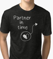 Partner in time Tri-blend T-Shirt