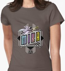 R-Mika Women's Fitted T-Shirt