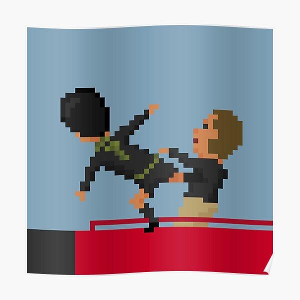Kung Fu Kick Poster
