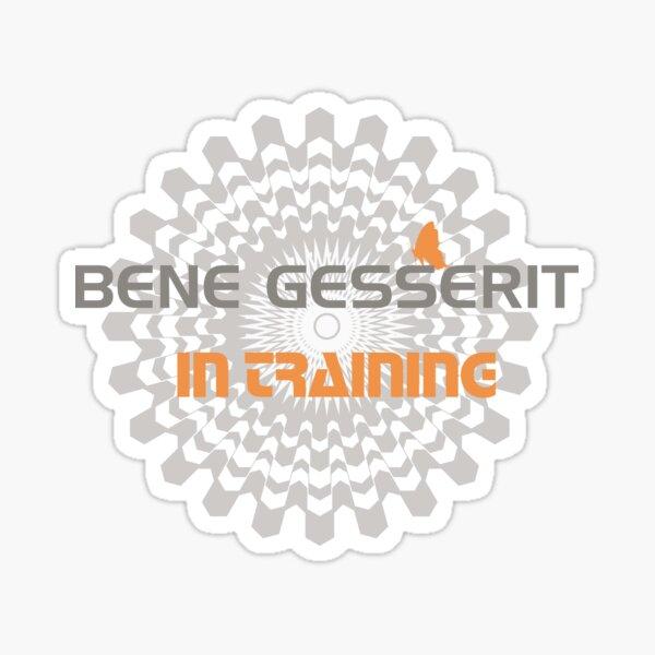 Dune - Bene Gesserit in Training Sticker